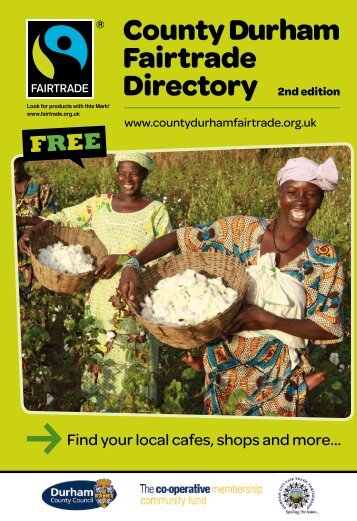 County Durham Fairtrade Directory