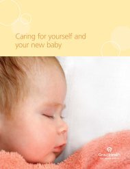 Caring for yourself and your new baby - Provider site login page ...