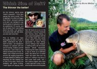 Read This Article In Full - Mainline Baits