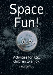 Space Fun for the Young Samples.qxd - Corner to Learn