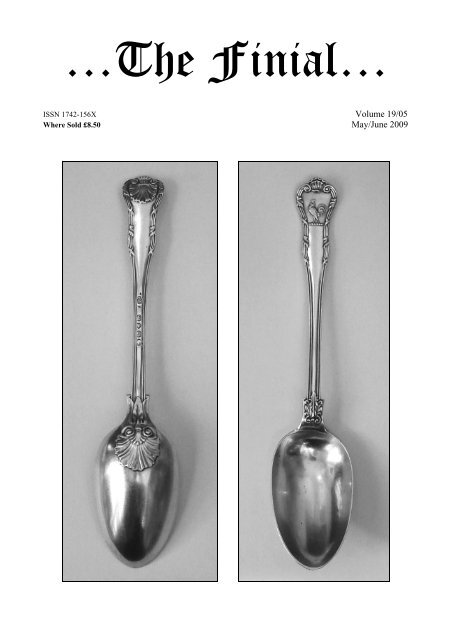 Stunning Victorian 1895 Sterling Silver Apostle spoon London George Unite