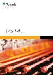 API Sucker Rods - Tenaris