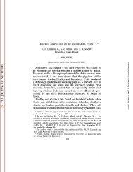 BIOTIN DEFICIENCY IN SUCKLING PIGS '•2 3 McRoberts and ...