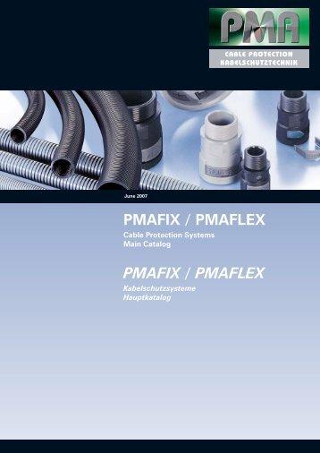 PMAFIX / PMAFLEX PMAFIX / PMAFLEX