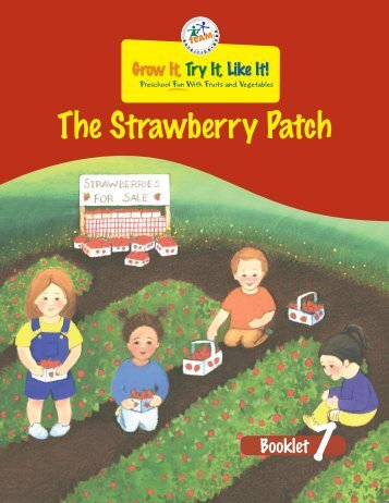 The Strawberry Patch - Team Nutrition - US Department of Agriculture