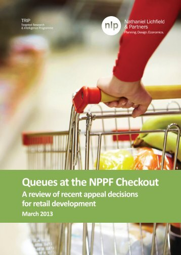 Queues at the NPPF Checkout