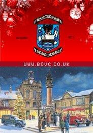 BOVC Mag December 11.. - Banbridge Old Vehicle Club