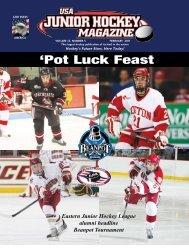 'Pot Luck Feast - Brule Hockey