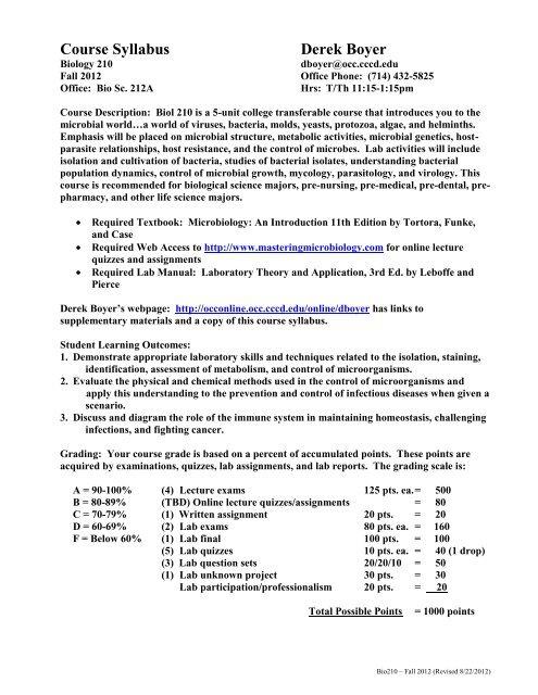 bio 210 final exam