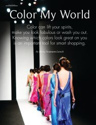 Color My World - Madly Chic