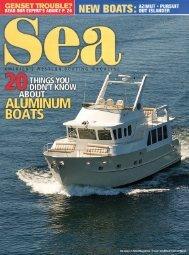 Sea Mag Story - arcturos® yachts yachts