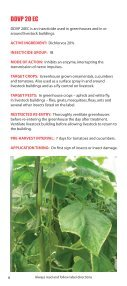 Insecticide Guide - Uap.ca - Page 6