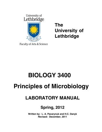 Laboratory Manual For principles of general chemistry 9th