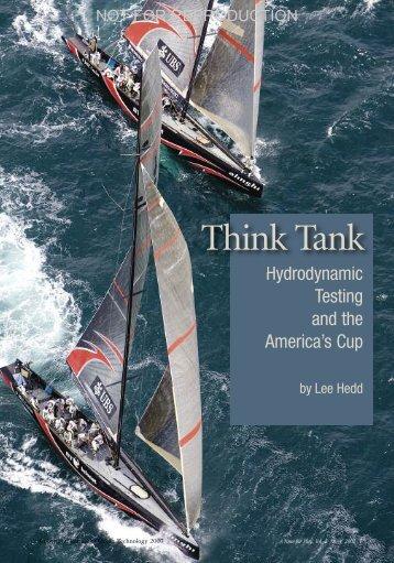 Think Tank - Fisheries and Marine Institute
