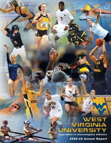 Annual Report 2009-10 - WVUsports.com