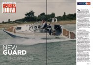 As featured in - Westline Boats