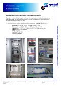 Spegel Elektro-Anlagen GmbH - Page 5