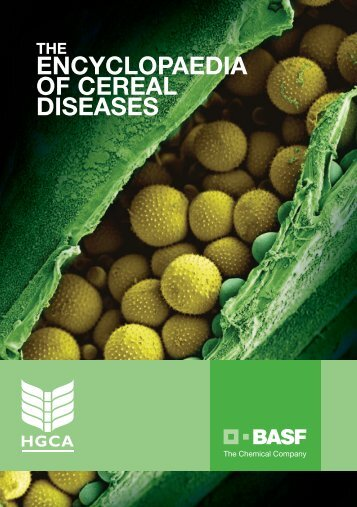 ENCYCLOPAEDIA OF CEREAL DISEASES - agriCentre UK - BASF