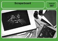 Scraperboard - Homecrafts Direct