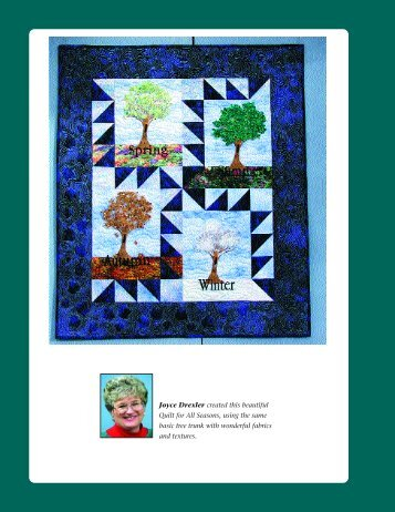 Episode 8 - America Quilts Creatively