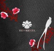 A La Carte Menu - The Oriental - UK.com