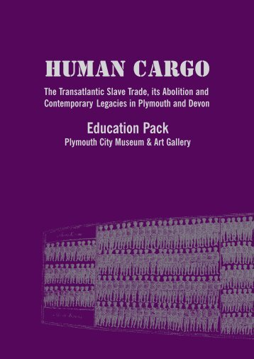 'Human Cargo' education pack - Plymouth City Council