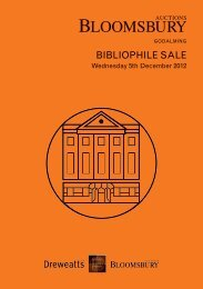PDF Download - Bloomsbury Auctions