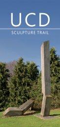 UCD Sculpture Trail Map - University College Dublin