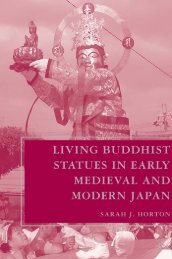 Living Buddhist Statues in Early Medieval and ... - misterdanger.net