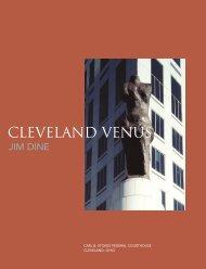 Jim Dine: Cleveland Venus - GSA