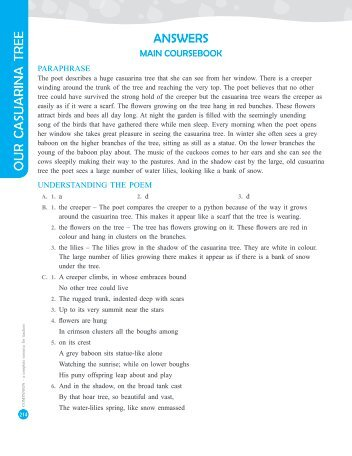 "summary of our casuarina tree by toru dutt Short biography toru dutt (poet) article shared by toru dutt was born in march 1856,  short summary of ""our casuarina tree"" by toru dutt."
