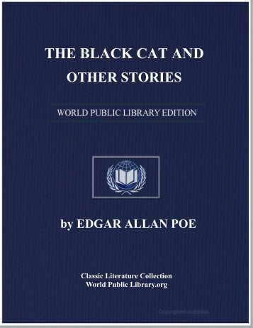 The Black Cat and Other Stories Edgar Allan Poe - World eBook ...