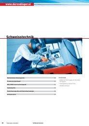 Werkstatteinrichtungen und Werkzeuge 2010 - Derendinger