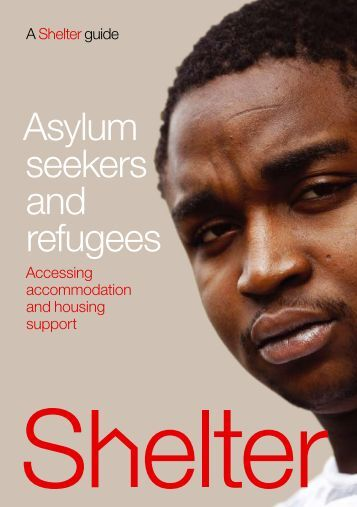 Asylum seekers and refugees - SHARAN Project