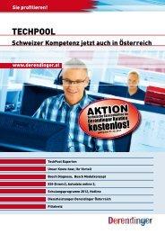 AKTION - Derendinger