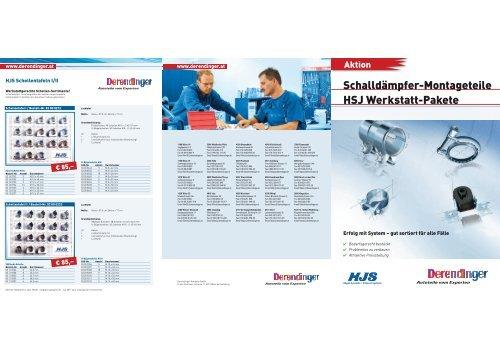 HJS 83 15 8756 Rohrverbinder Abgasanlage
