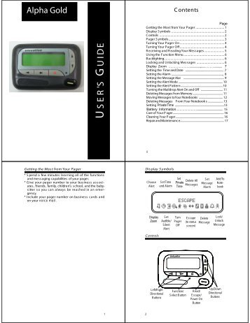 Unication phase ii p25 upgrade for g4 & g5 pagers.