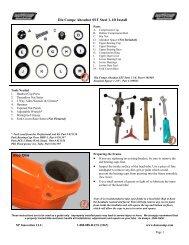 Dia Compe Aheadset SST Steel 1 1/8 Install - Dan's Comp