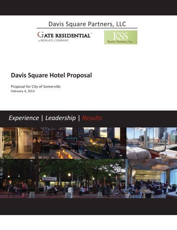 Davis Square Partners, LLC - City of Somerville