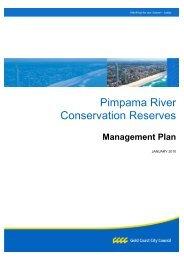 Pimpama River Conservation Reserves - Gold Coast Parks