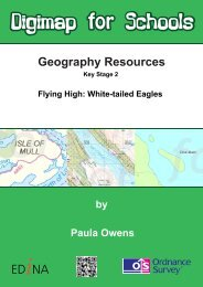 Flying High: White-tailed Eagles - Digimap for Schools - Edina