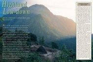 Highland low-down: birding Zimbabwe's Eastern Highlands