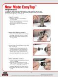 Mate EasyTap™ Flexible Thread Tapping System for Thick Turret ... - Page 6