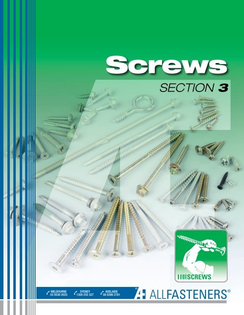 3.5 X 9.5mm Self Tap C//SK Screws Approx 100