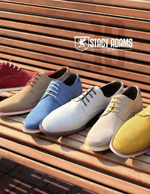 Catalogs - Stacy Adams Shoes