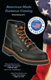 other catalogs - Steel Toe Shoes