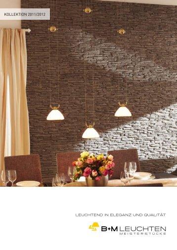B+M Katalog 2011-2012 - Lampen-Shop Sissach