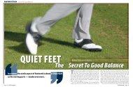 The Secret To Good Balance - Brett Taylor Golf