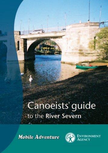 River Severn - Canoe England
