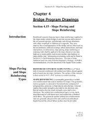 Slope Paving and Slope Reinforcing